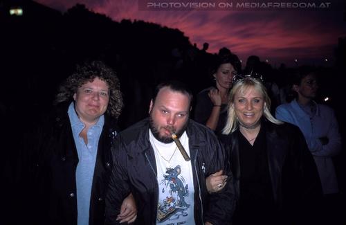 Fest Zigarl: Gabi  ,Heinz Angel,Gabriele P.