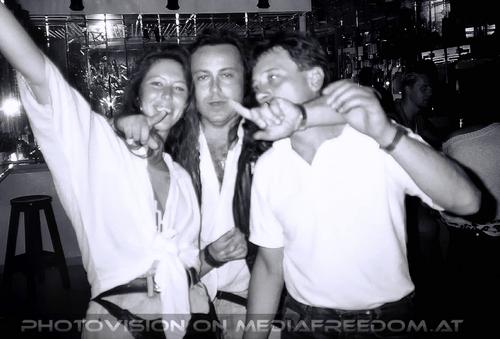 Marinero Party 09: Heike,Charly Swoboda