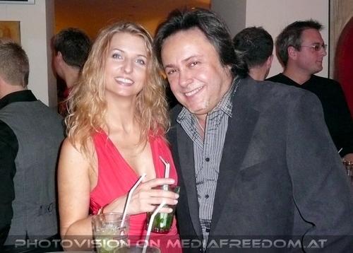 Mariposas Birthday Party 16: Manuela M.,Charly Swoboda