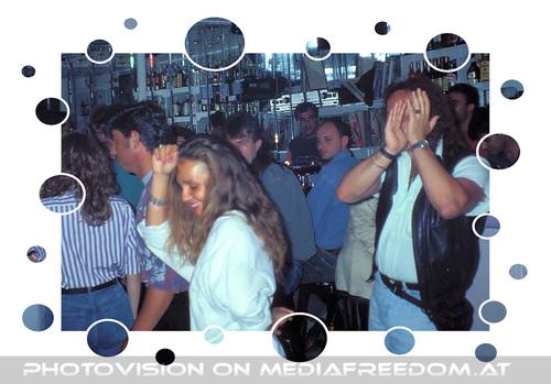 Matala Party: Matala Pearl, Charly Swoboda