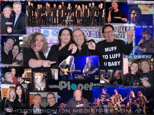 The Planet Family Party (1.Teil): Muff Sopper, Martina Pokorny, Martin Sobotnik, Eva Sopper, Hannes Bartsch, Charly Swoboda,