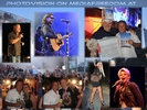 Donauinselfest 2014 Collage (Andreas Vitasek, Charly Swoboda, Claudia Jung, DVBBS, Rae Garvey)