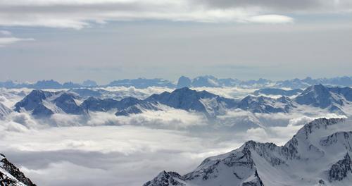 Söldens Berge