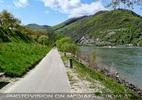 Treppelweg an der Donau