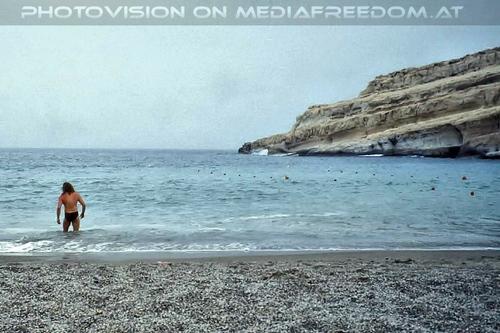 Der Strand 02: Charly Swoboda