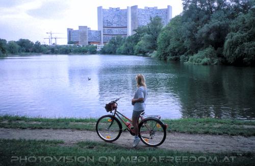 Donau Radtour 06