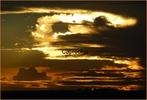 Sonnenuntergang im August 3