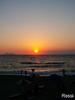 Sonnenuntergang in Matala