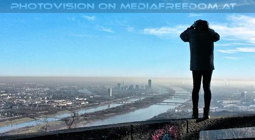 Blick auf Wien 09