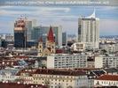 Blick zur Uno City
