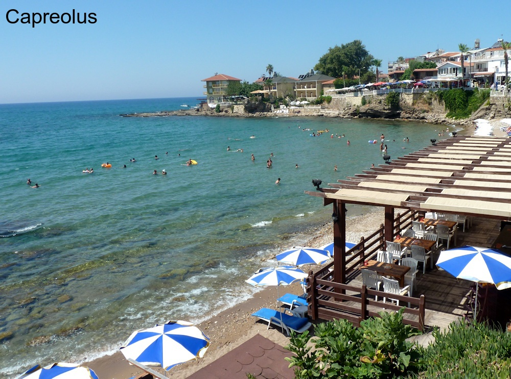 Urlaub In Der Türkei Side