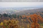 Blick Richtung Wien