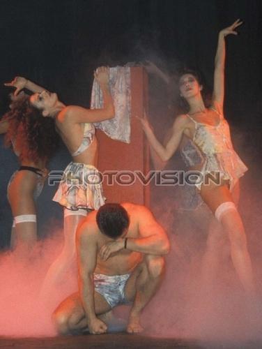 Exotic underwear: Iris Geher,Robert Geher,Natascha Tagunoff