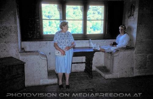 In der Burg 7: Gertrude Swoboda,Gabriele P.