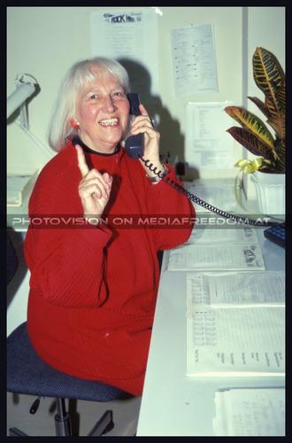 Edith - Sekretärin