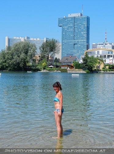 Im Strandbad 03: Eva D.