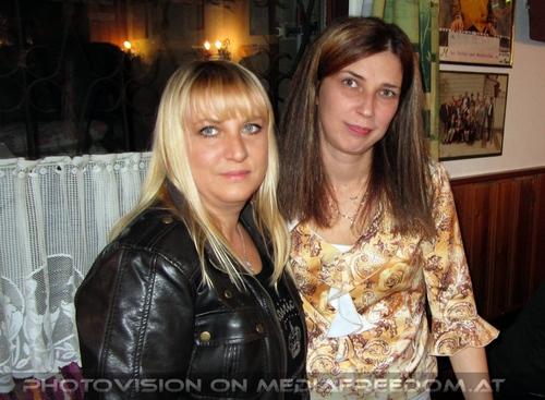 Anjas Party 01: Gabriele P.,Anja