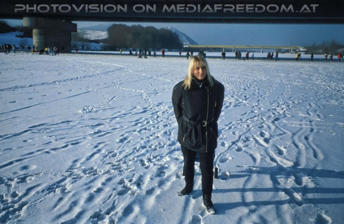 Auf Eis: Gabriele P.