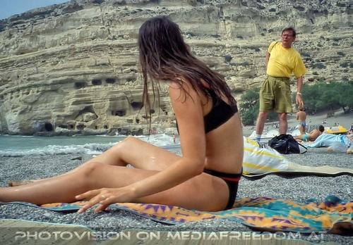 Der Strand 03: Heike