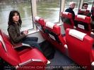 Im Twin City Liner nach Wien