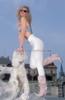 Gitta - Statue Posing No3