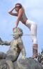 Gitta - Statue Posing No2
