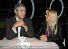 Mit George Clooney