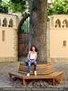 Im Hof des Schlosses