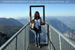 Auf dem Skywalk