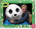 Tina - liebt Pandas