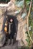 Foggy cave