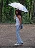Schirmfrau