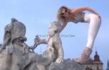 Gitta - Statue Posing No4