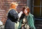 Maiden und ihr Haarschmuck