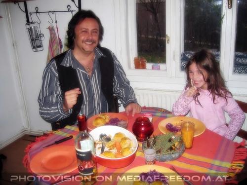 The home of Madu 8: Charly Swoboda,Janina