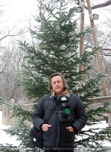 Advent im Zoo 2: Charly Swoboda
