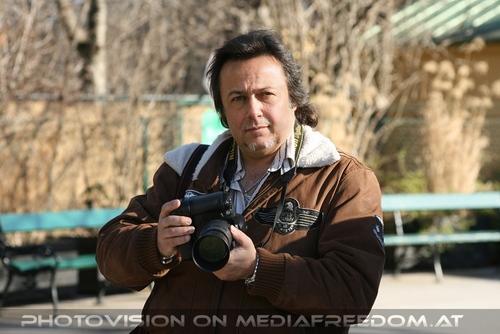 Bei den sibirischen Tigern: Charly Swoboda