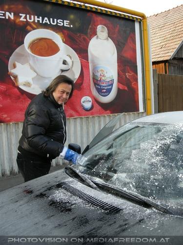 Ice Ice Baby: Charly Swoboda