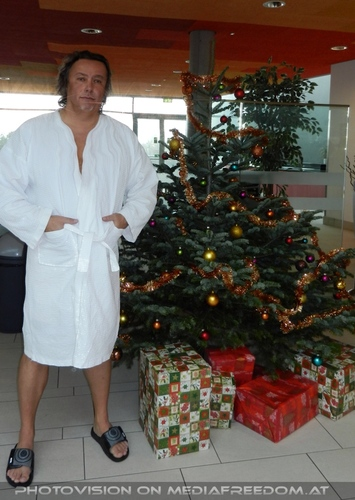Weihnachtsgeschenk: Charly Swoboda