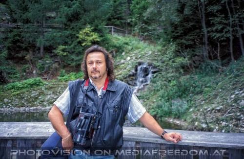 Wildpark Filmer: Charly Swoboda