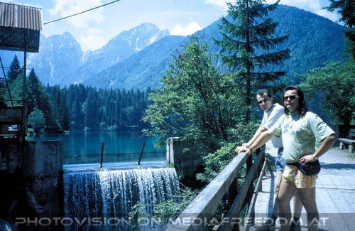 Bergsee 5: Harry Fuchs,Charly Swoboda
