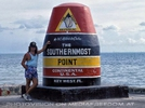 On the southernmost point