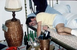 Bill - Drunken scene - Bill killed