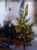 Mit dem Kapellen-Christbaum