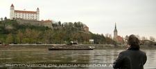 Burg Bratislava Motiv