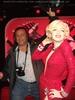 Mit Marilyn Monroe