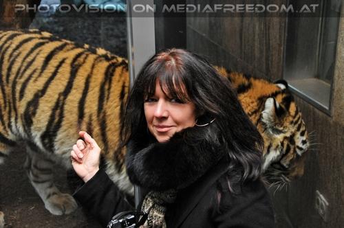 Beim sibirischen Tiger 1: Eva D.