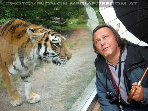 Was denkt sich der bloß - der Tigermann: Charly Swoboda