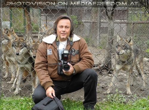 Wölfe - Beste Gesellschaft: Charly Swoboda