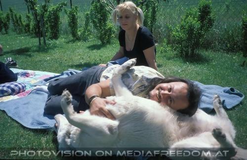 Kuschelhund: Gabriele P.,Charly Swoboda,Hektor
